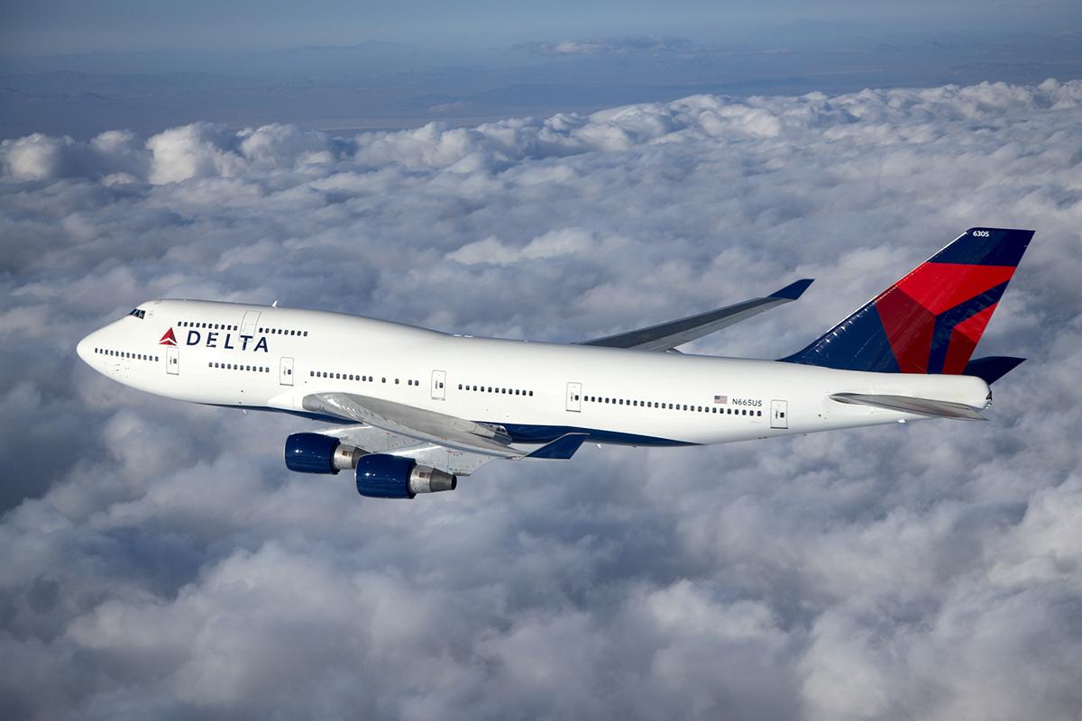 Boeing 747: deck superior na parte dianteira é marca exclusiva do modelo (Foto: Divulgação)